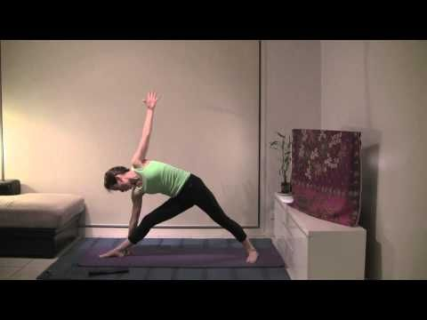 hatha yoga for equanimity and strong lean legs 50 minute