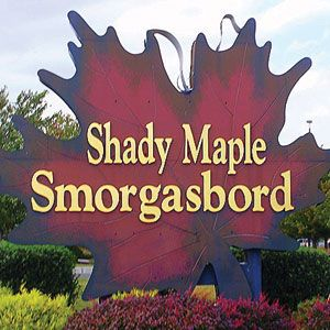 Discount coupons for shady maple smorgasbord