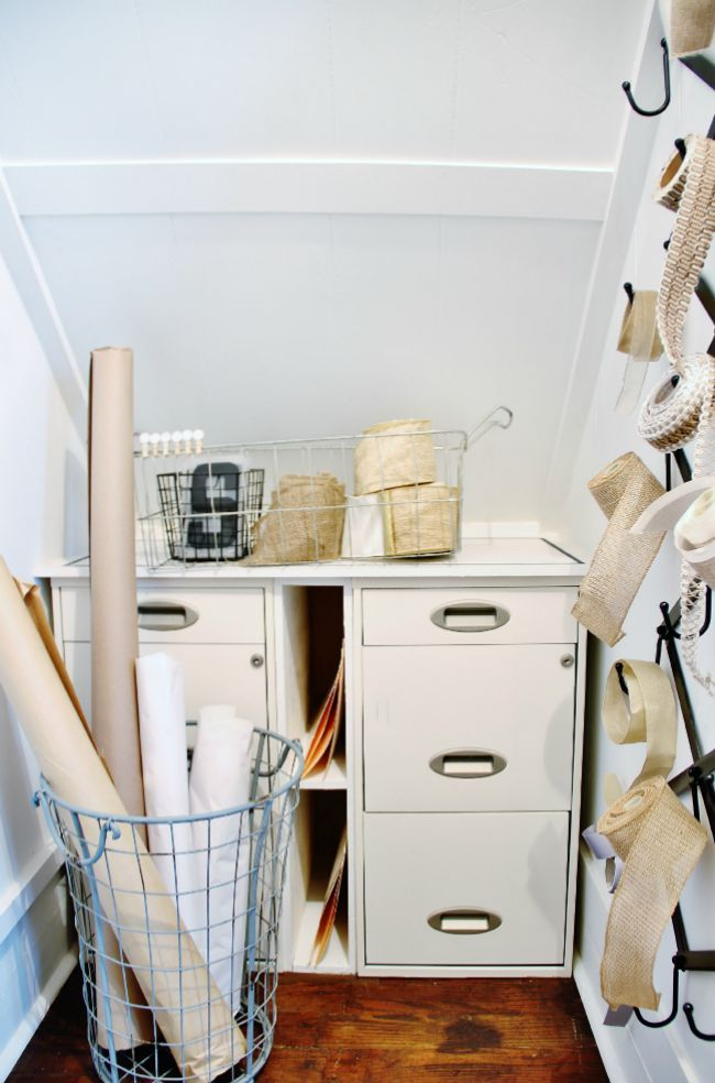 Back To School Office Organization And A Little Before After