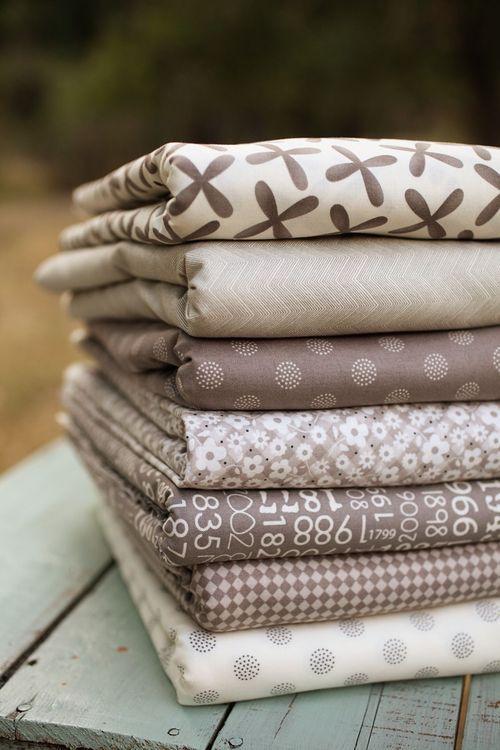 Such beautiful fabric