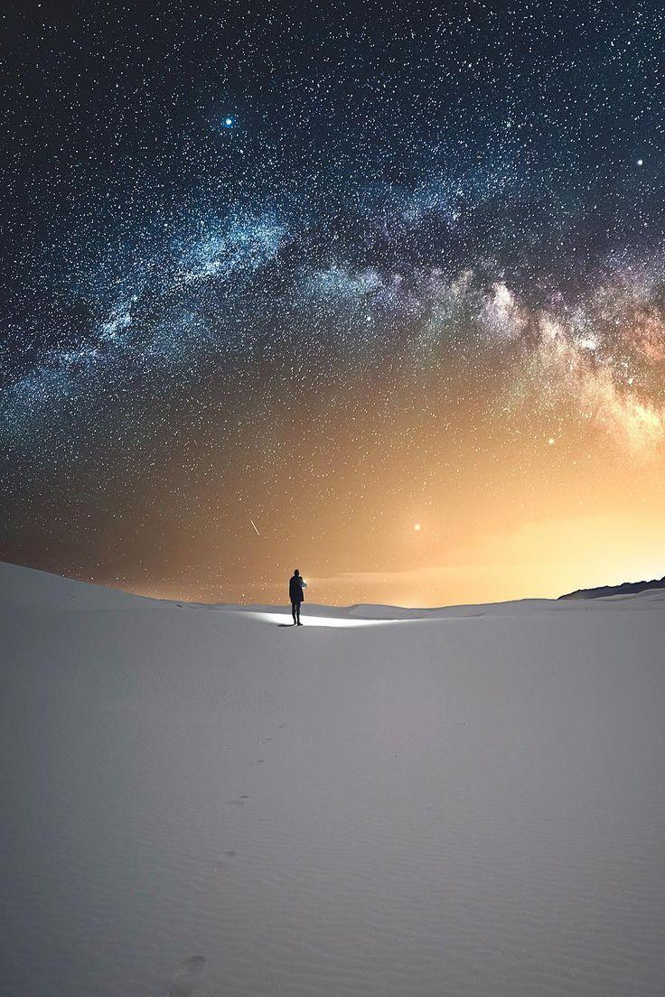 "banshy: ""White Sands National Monument by Jaxson Pohlman """
