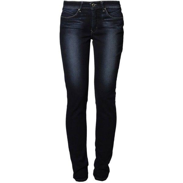 Levi's® REVEL DEMI SKINNY Slim fit jeans night storm (1 215 UAH) ❤ liked on Polyvore