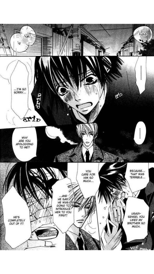 MangaStorm - Junjou Romantica Season 1 Episode 1 - Chapter ...