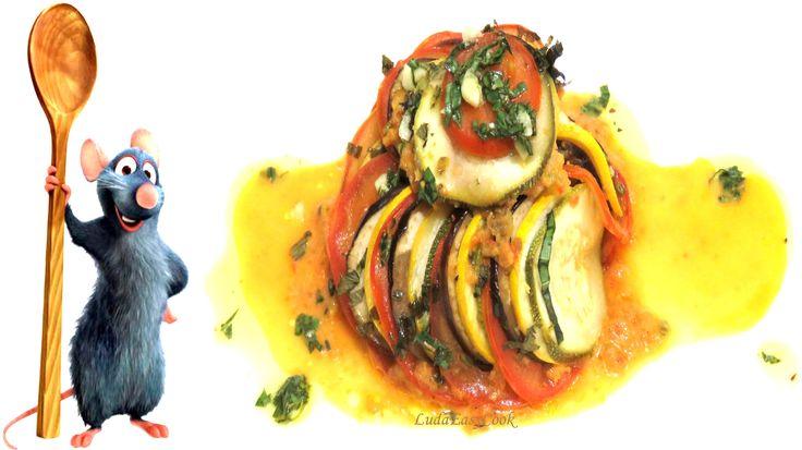 Рататуй – овощное рагу, тушеные овощи, вегетарианское блюдо французской ...