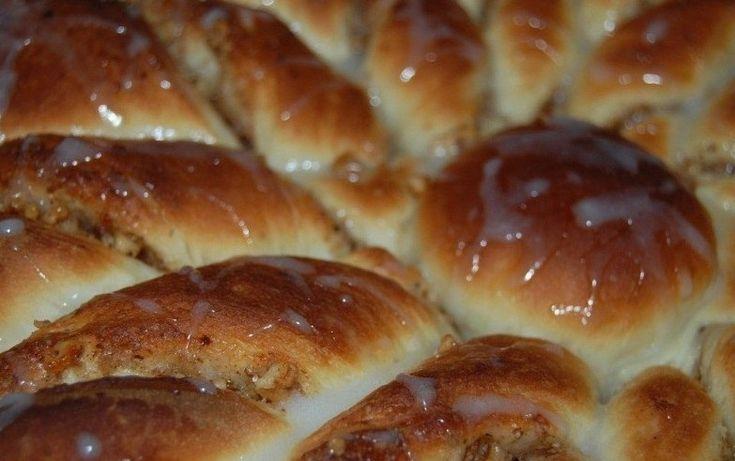 Фото к рецепту: Сладкий болгарский пирог