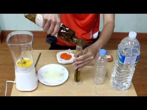 천연살충제 만들기 나레이션 진짜완성 - YouTube