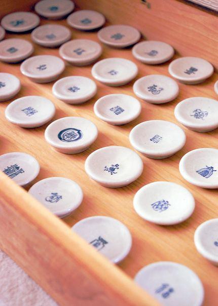 箸置き、水垣千悦/Chopstick rest