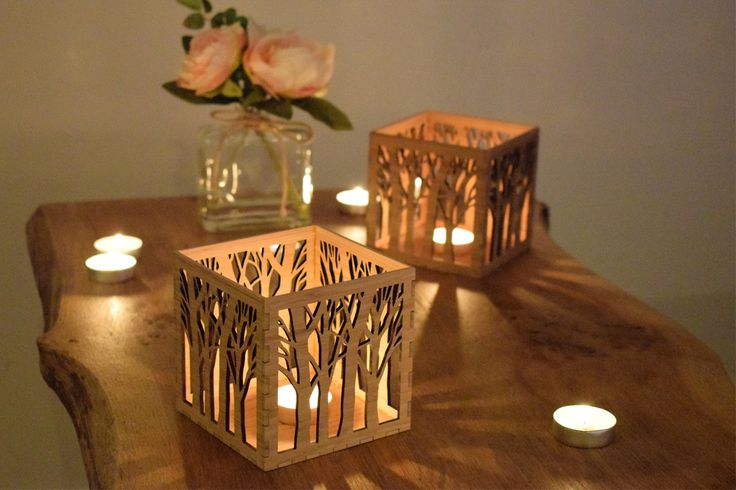 Tree Candle Holder £25-£30 www.beamdesigns.co.uk