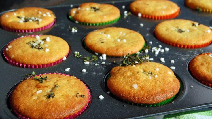 Muffins på grillen