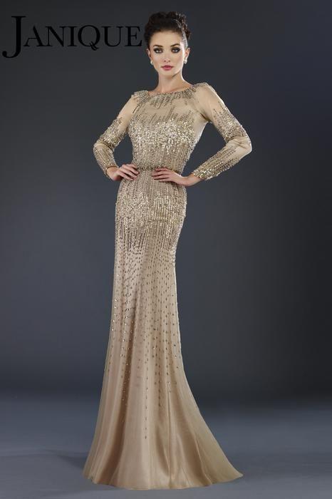 7d5bf6f01fb Janique W1039 Janique Prom Dresses 2018