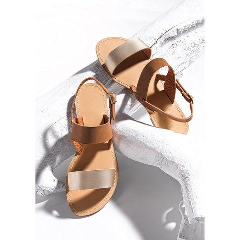 Sandales plates femme Exclusivité 3SUISSES