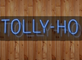 Tolly-Ho = favorite restaurant