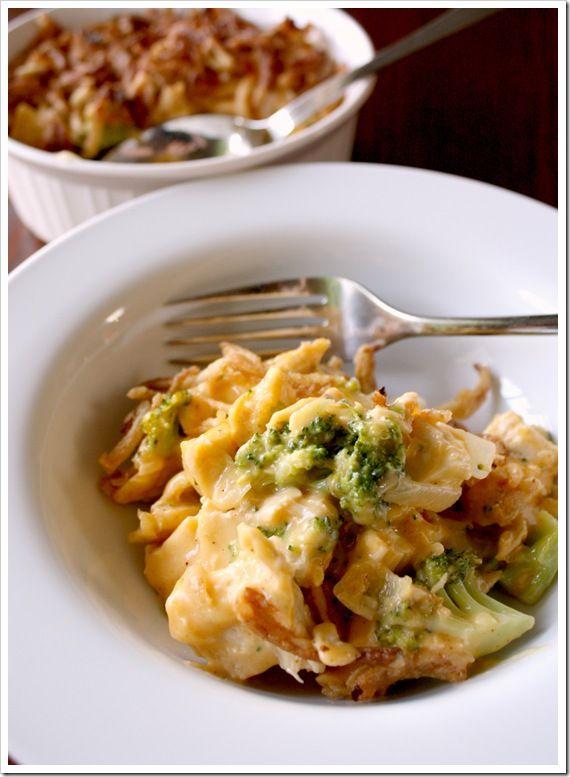 chicken broccoli cheese bake