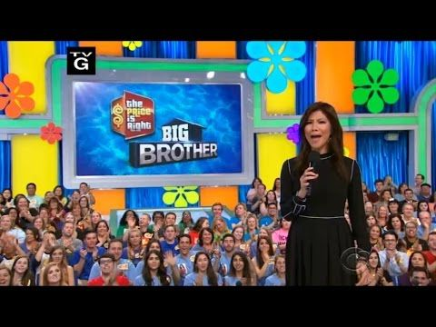 The Price is Right Special | Big Brother Edition FULL EPISODE - YouTube