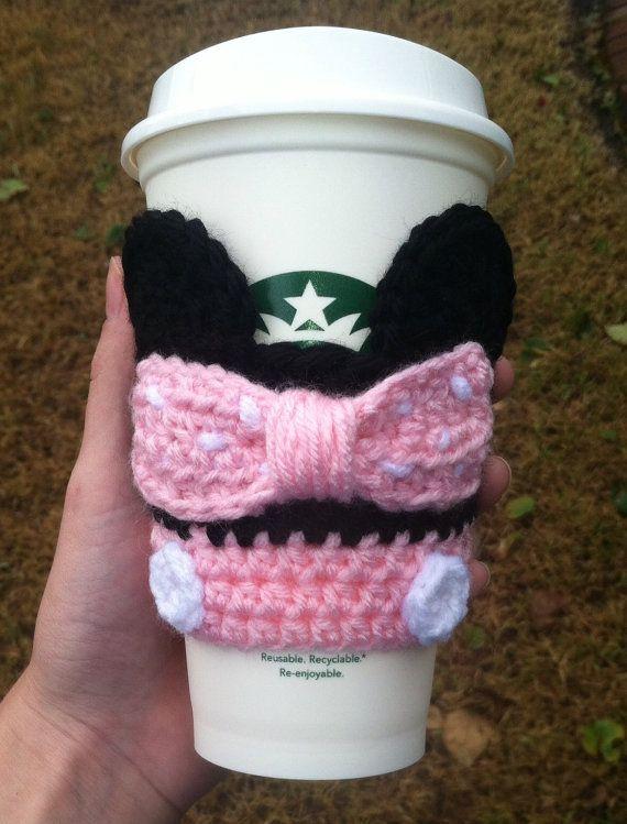 289 best cubre tazas crochet images on Pinterest | Casos, Fundas y ...