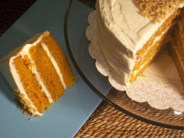 Cakegirl's Kitchen: My Mommy's Carrot Cake Recipe