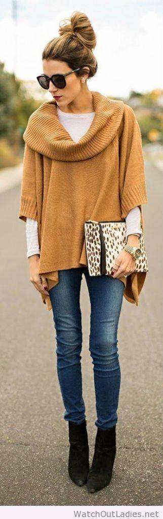 Chic coat design