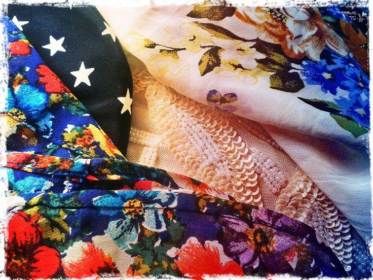 Pretty patterns... Topshop via Ebay hoard