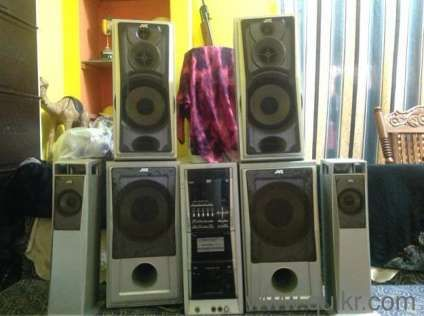 Jvc hifi music system for sales