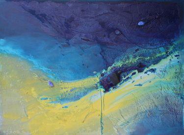 """Saatchi Art Artist Olivier Dubois-Cherrier; Painting, """"Vanités contemporaines - Contemporary vanities"""" #art"""