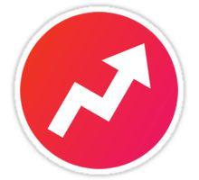 Trending BuzzFeed Logo Sticker $2.40 on RedBubble
