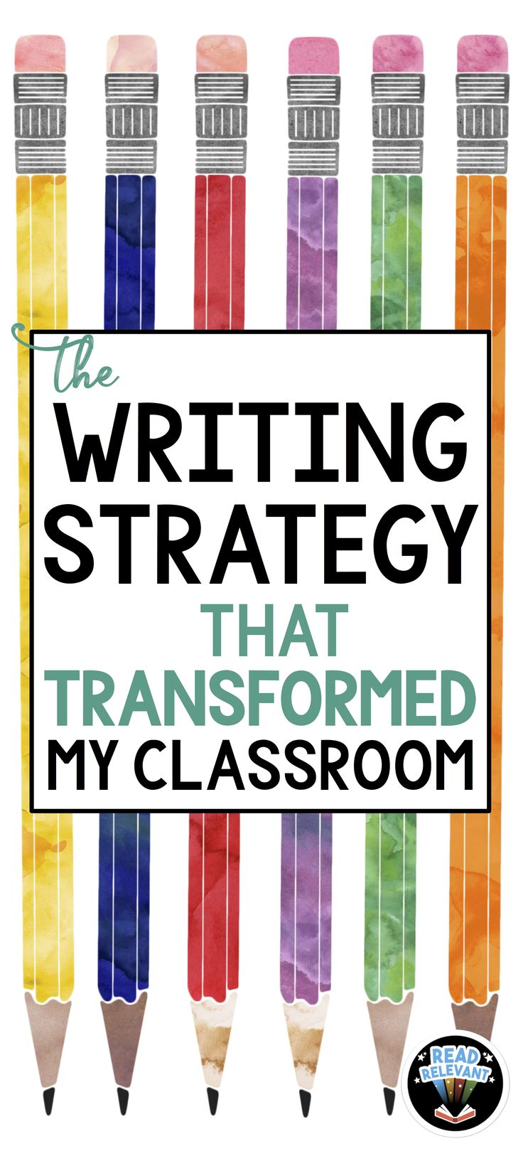 Read about the writing strategy that turned around the performance of struggling writers on my blog.