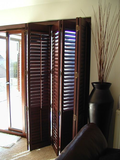 10 Best Bi Fold Door Shutters Images On Pinterest Shades Indoor Shutters And Bi Fold Doors