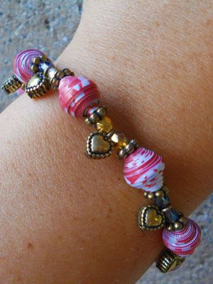 Paper Bead Ideas | Paper Beads & Jewelry
