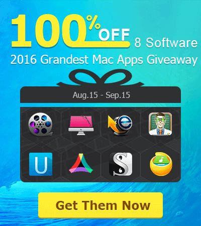 2016 Grandest #Mac #Apps Giveaway -  8 Top-Rated Mac #Software Worth $440 for Free September 15, 2016 http://www.tech-wonders.com/8-famous-mac-software-giveaway-2016/