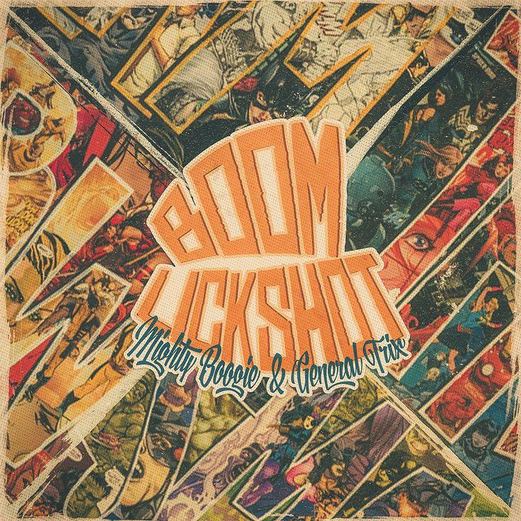 Mighty Boogie feat. General Trix - Boom Lickshot (Soundalize it! Records)  #boomlickshot #GeneralTrix #MightyBoogie #SoundalizeitRecords