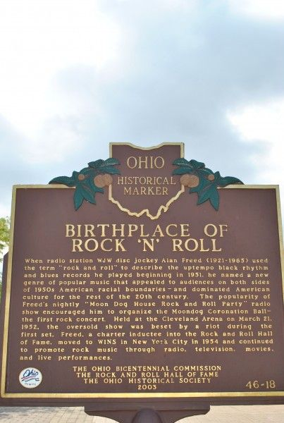 Rocking the Rock and Roll Hall of Fame in Cleveland OH