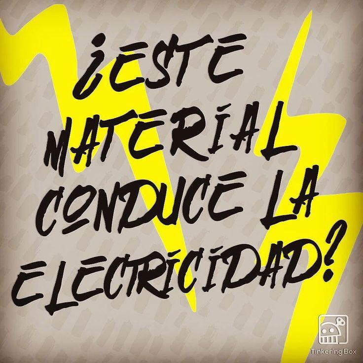 La #electricidad es lo que mueve al mundo. Sabes lo que es la corriente eléctrica? Y un circuito eléctrico? Y la conductividad? Te presentamos un par de experimentos para que empieces a preguntarte el porqué de muuuuuuuchas cosas  http://ift.tt/2q0joSk