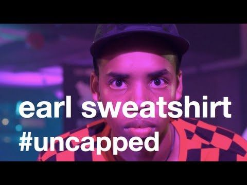 Interview: Earl Sweatshirt uncapped – Vitaminwater & FADER- http://img.youtube.com/vi/d6cIMaGR8qs/0.jpg- http://oddfuturehq.com/interview-earl-sweatshirt-uncapped-vitaminwater-fader/- ByAmber B TheOdd FuturememberEarl Sweatshirtafter his performance at NY's Ludlow Garage. He talks toMiss Infoabout his debut album entitled 'Doris' & more.