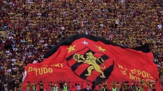 Sport Club do Recife, un club nel nord-est del Brasile famoso per la rissosità dei suoi fans, ha mandato allo stadio nell'ultima partita di campionato