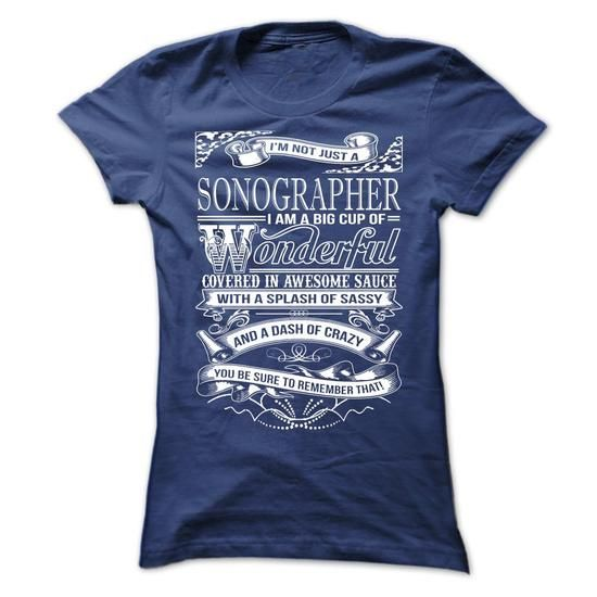 Awesome tee for Sonographer - #sweatshirt print #estampadas sweatshirt. WANT THIS => https://www.sunfrog.com/No-Category/Awesome-tee-for-Sonographer-Ladies.html?68278