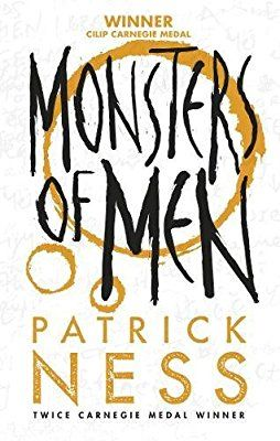 9 best like the hunger games series images on pinterest books to monsters of men patrick ness 3 chaos walking fandeluxe Images