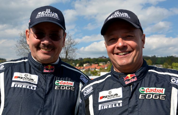 BRR.at: BRR Pressefotos BRR Team Baumschlager Rallye & Racing Team with Raimund Baumschlager Thomas Zeltner Skoda Fabia R5