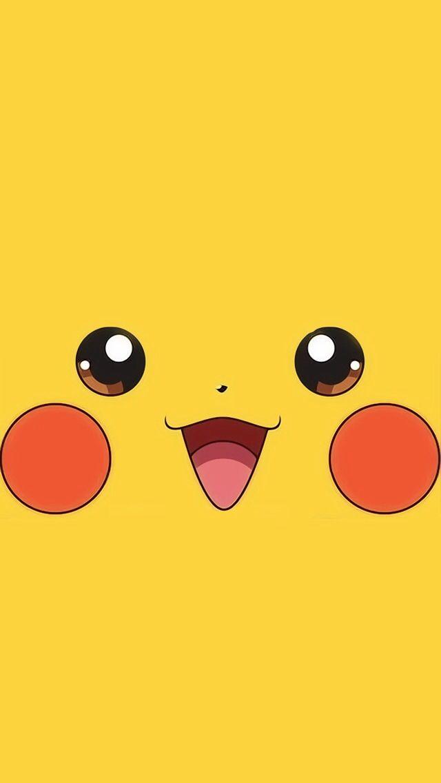 Pikachu pokemon iphone background