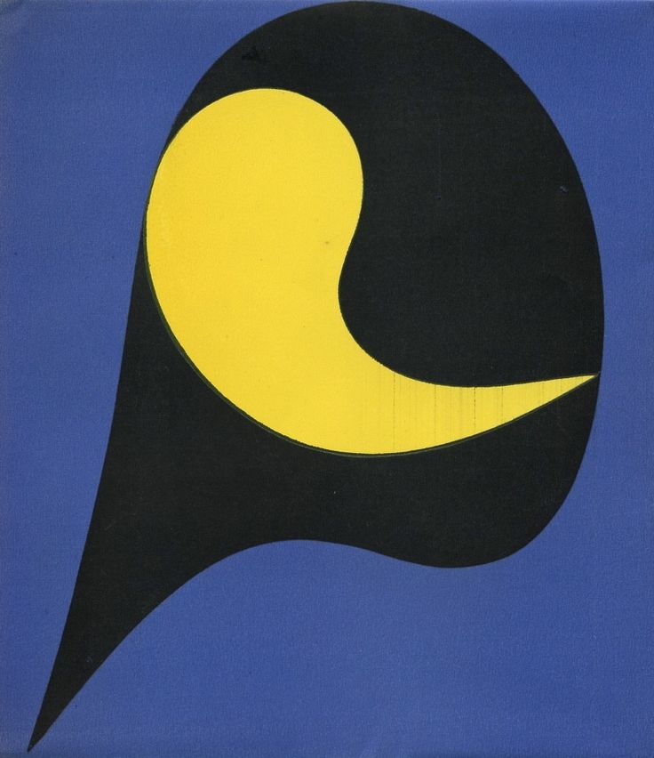 16th September. The French-German artist Hans Arp was born on this day in 1886. http://brambleart.com/