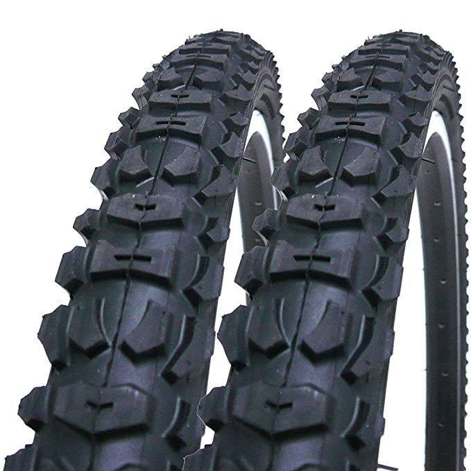 Coyote Ty265 26 X 2 0 Mountain Bike Tyres Pair Review Mountain Bike Tires Bike Tire Mountain Biking