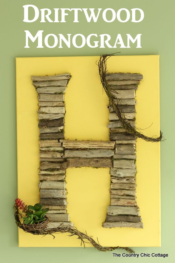 266 best DIY Wall Letters images on Pinterest | Creative ideas ...