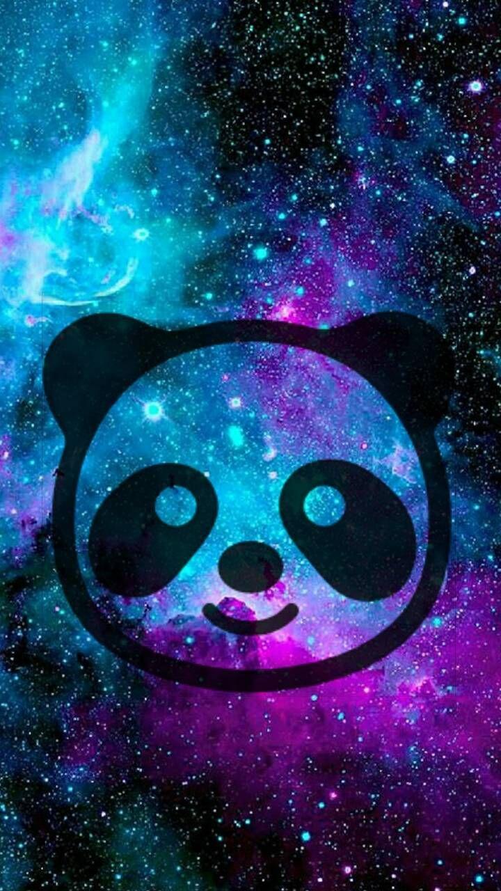 Galaxy panda wallpaper by KittyH742 a83dbc80c6633712