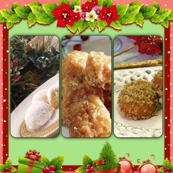 Συγκρίνουμε τα γλυκά των γιορτών: ποια είναι η θρεπτική τους αξία, πόσες θερμίδες αποδίδουν και πόσο συχνά μπορούμε να τα καταναλώνουμε;