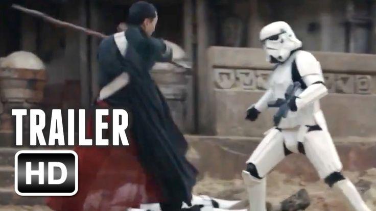 Rogue One: A Star Wars Story Official International Trailer [2016] HD Felicity Jones Movie