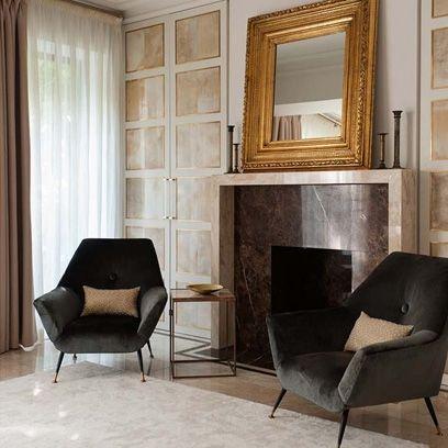 Die besten 25+ Barocke Möbel Ideen auf Pinterest Moderner barock - wohnzimmer modern barock