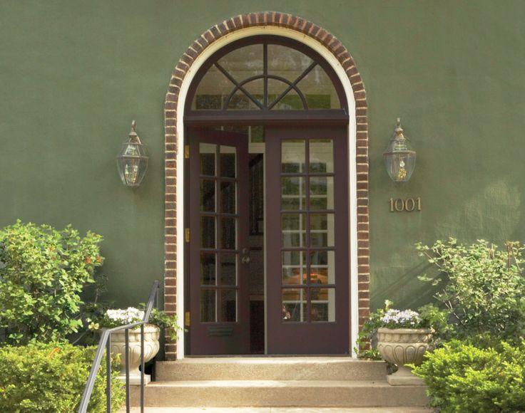 Exterior Paint Colors Combinations Green 8 best green rooms images on pinterest | green rooms, exterior