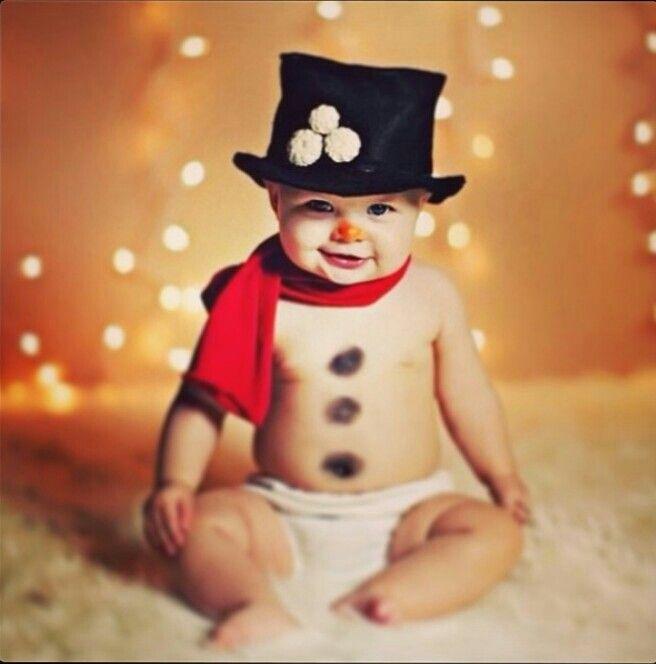 Lil Snowman...
