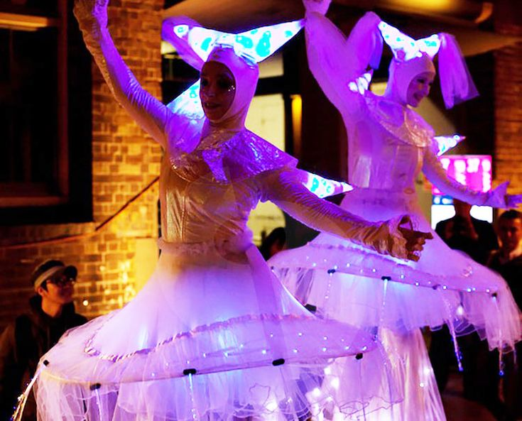 How To Create A Vivid Style Event With Illuminated Entertainment • Enhance Entertainment