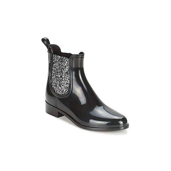 Lemon Jelly SARDENHA Wellington Boots (£92) ❤ liked on Polyvore featuring  shoes,