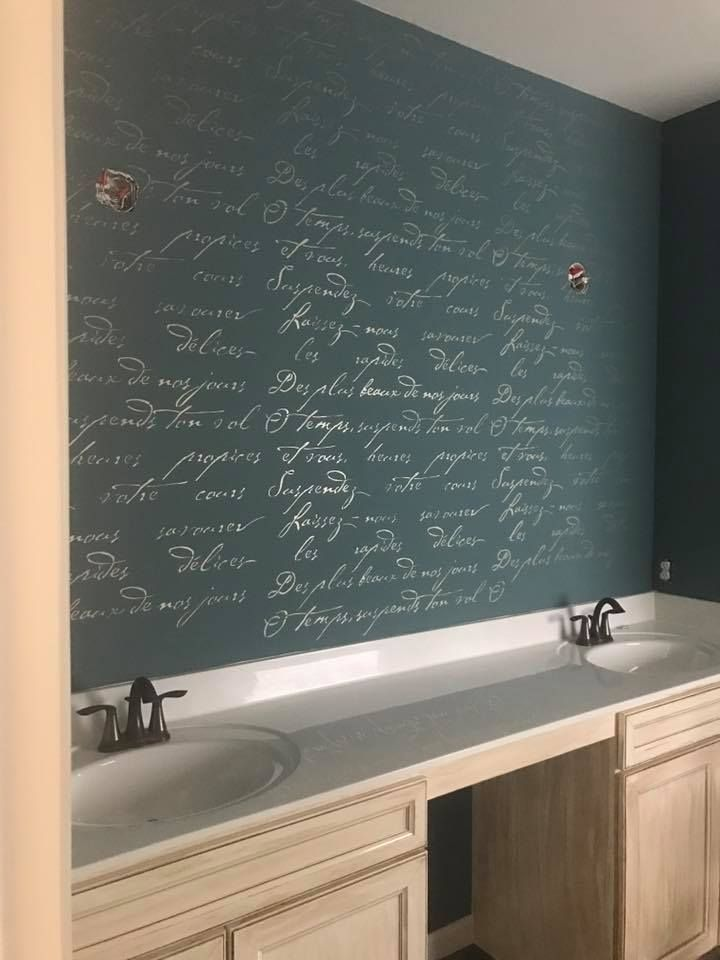 322 Best Images About Stencils On Pinterest Plaster